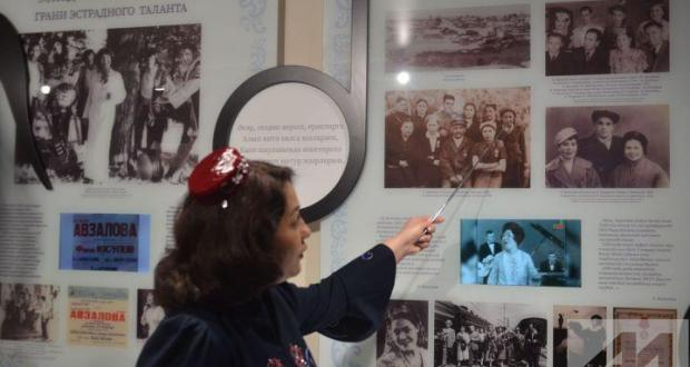 Актанышта Әлфия Авзалованың музее ачылды