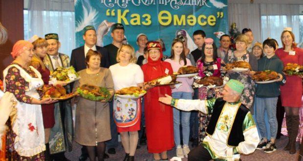 Праздник гусиного пера в Краснодаре объединил татар Юга