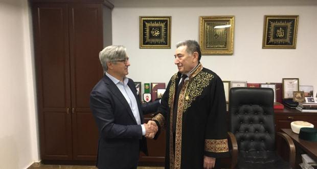 Муфтий Республики Беларусь: «Мы остались татарами благодаря религии»