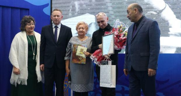 В Уральске презентовали фильм о Назибе Жиганове