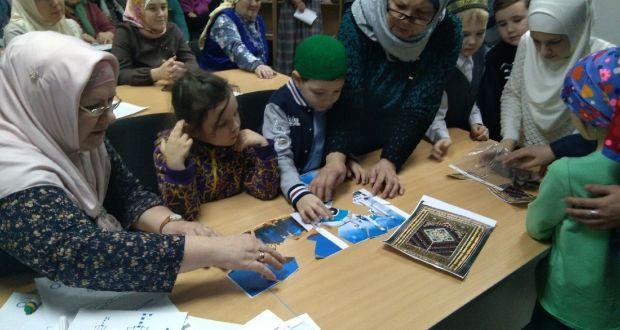 В Тюменской области прошла просветительская акция для детей «Читай Коран, заряжай Иман!»