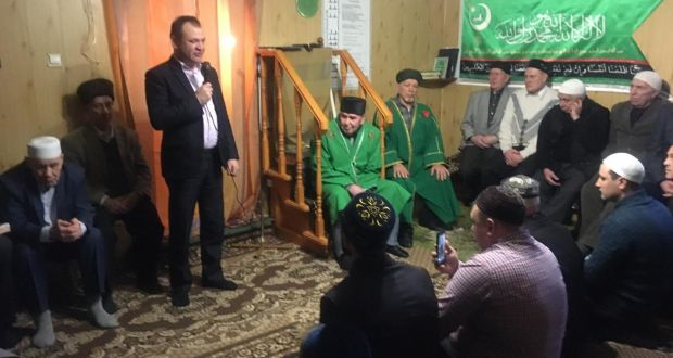 Ульяновск өлкәсендәге Силикатный бистәсе мәчетенә 20 ел