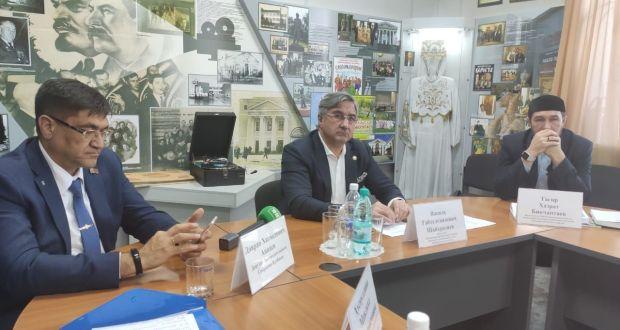 Vasil Shaykhraziev arrived in Kemerovo