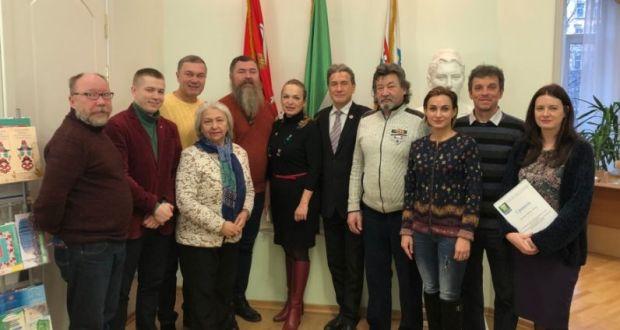 В Санкт-Петербурге создаётся Представительство Союза художников Республики Татарстан