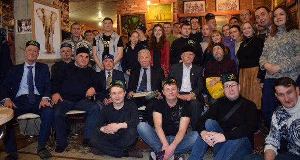 """In Moscow, a round table was held """"Preserving unity of the Tatar nation during the 2020 census"""""""