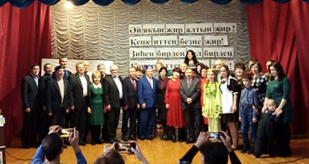 Лениногорск районында Мәхмүт Газизовның истәлегенә кичә узды