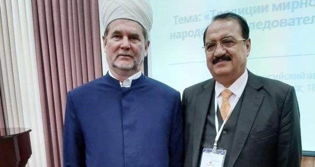 В г. Нижневартовск с рабочим визитом в прибыл чрезвычайный и полномочный посол Сирийской Арабской Республики в РФ