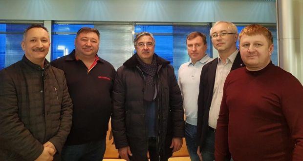 Василь Шайхразиев прибыл с рабочим визитом в Оренбург