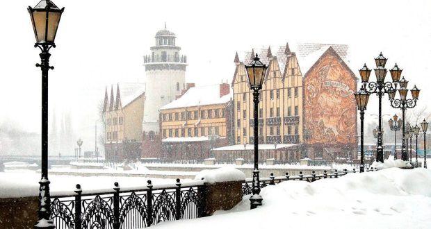 Vasil Shaykhraziev will pay a working visit to Kaliningrad