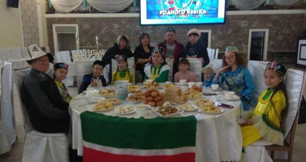 В г.Каракол Киргизской Республики отметили День родного языка