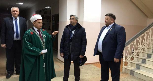 Председатель Нацсовета посетил знаменитые мусульманские святыни Оренбурга