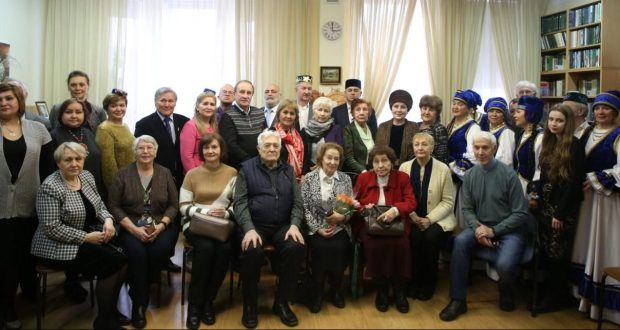 A memorial evening dedicated to the 114th birthday of the famous Tatar poet was held in Moscow