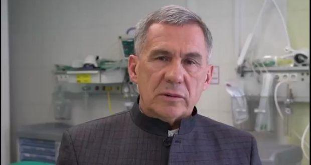 Minnikhanov introduced self-isolation regime in Tatarstan