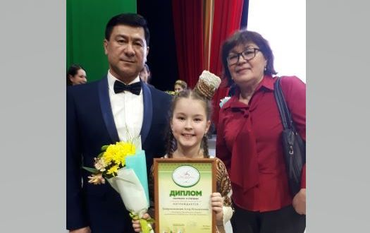 Chelyabinsk talents are again among the best!