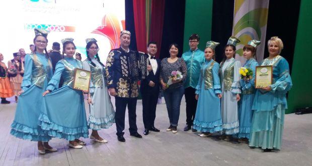 Образцовый коллектив «Ляйсан» Курганской области стал лауреатом фестиваля «Урал сандугачы»