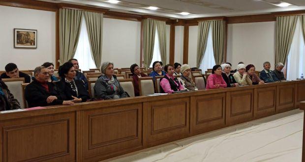 Лекция, посвящённая видным представителям татар Узбекистана состоялась в Ташкенте