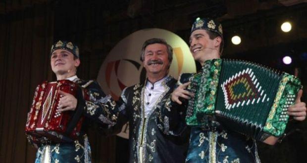 Музыкант Айдар Файзрахманов награжден орденом Дружбы