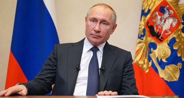 Путин из-за коронавируса продлил нерабочие дни до 30 апреля
