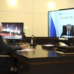Путин Миңнехановны республика җитәкчесе вазифасына яңа срокка тәкъдим итүне хуплый