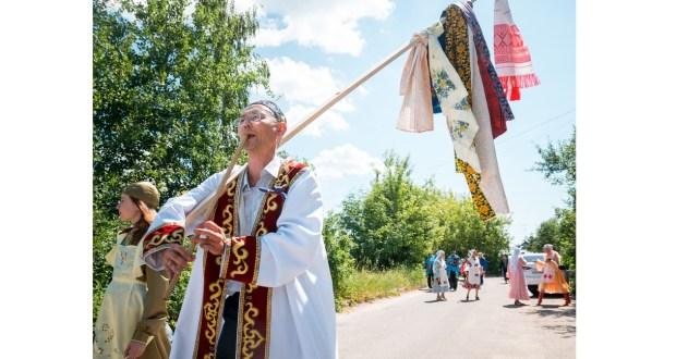 The Kazan Sulgese – Kazan Towel Festival will be held in the capital of Tatarstan