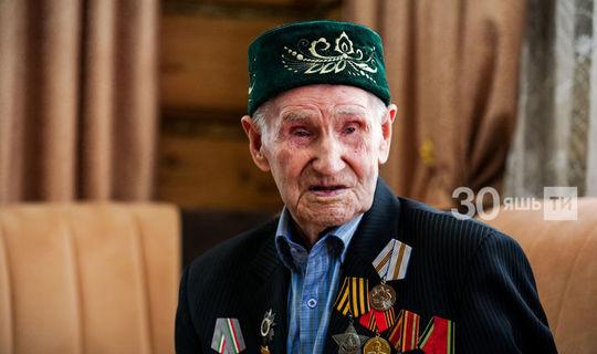 Курск бәрелешеннән аяксыз кайткан Гани Нәҗипов: «Сызлануларга ничек түздем икән…»