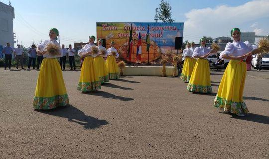 Чистопольский район принял эстафету флага 100-летия ТАССР