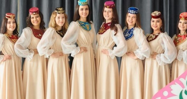 """The final of the republican contest """"Tatar Kyzy-2020"""" will be held on August 2 in Izhevsk"""