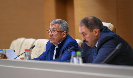 Минниханов призвал провести Курбан-байрам с учетом рекомендаций Роспотребнадзора