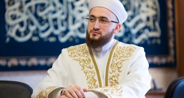 Муфтий РТ призвал мусульман провести Курбан-байрам, соблюдая меры против сovid