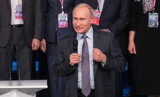 Putin signs decree on amendments to the Constitution – they will enter into force on July 4