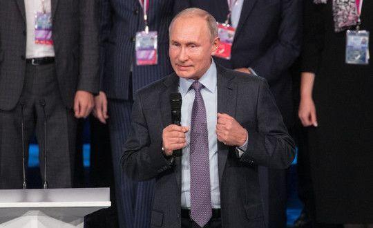 Владимир Путин Россия Конституциясенә төзәтмәләр турында указны имзалады