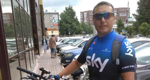 Велосипед белән Сочига!