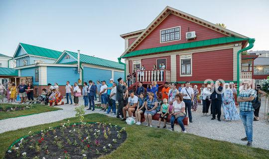 В Казани открылся историко-культурный комплекс Муллина