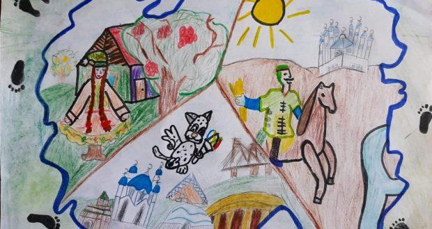 Завершился отборочный тур открытого онлайн-конкурса детского рисунка «Любимый Татарстан»