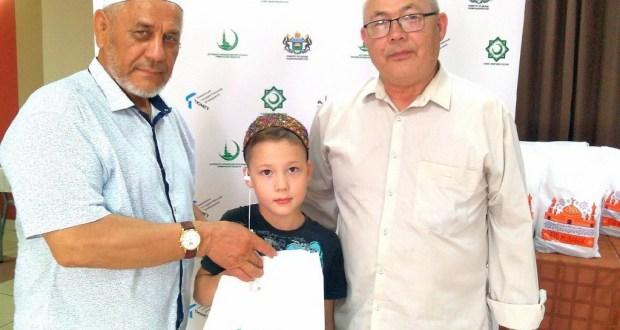 Духовное управление мусульман Тюменской области провело благотворительные акции