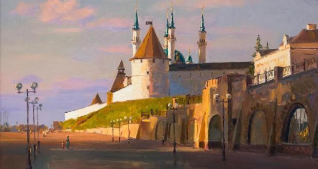 В Казанском кремле покажут картины татарских художников