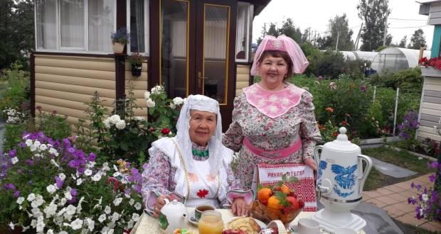 ХМАО — Югра төбәгендә яшәүче алтын куллы хатын-кызлар онлайн фестивальдә катнашты