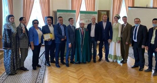 В Оренбурге открылась выставка, посвященная татарской культуре