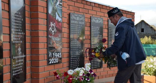 В Омской области увековечили память погибших в ВОВ