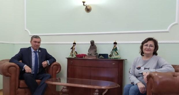 В Санкт-Петербургском национально-культурном центре «Мирас» стартуют занятия по татарскому языку