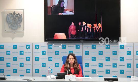 Казанның өч татар театры тифлокомментарийлы спектакльләр күрсәтү буенча грант откан