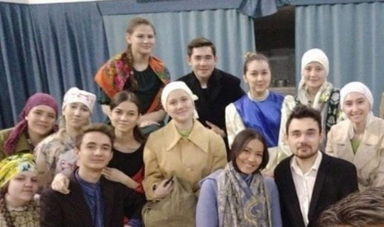 КФУның «Мизгел» татар яшьләр театрына яңа артистлар эзлиләр
