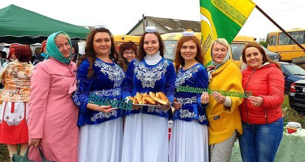 Татары Пензы приняли участие в фестивале «Суворовская каша»