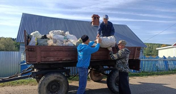 Население Татарстана активно включилось в кампанию по сбору гушр-садаки