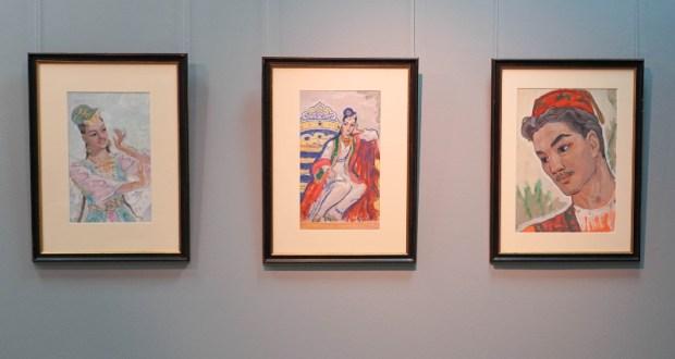 В Казани открылась выставка из коллекции московского Фонда Марджани