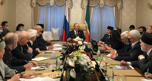 ВМоскве состоялась рабочая встреча с активистами татарских общественных организаций Московского региона