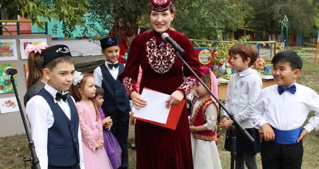 Татарский праздник в Семее