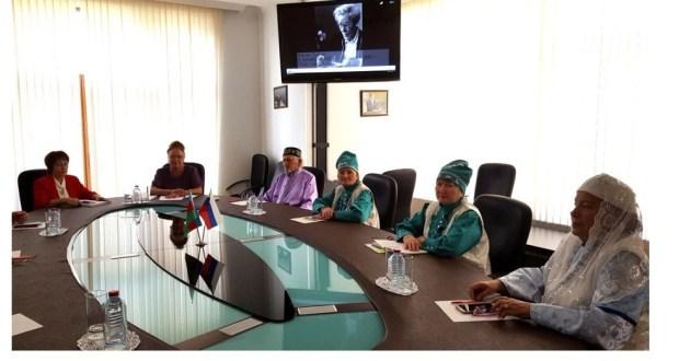 В Баку состоялся круглый стол, посвящённый 120–летию Хасана Туфана