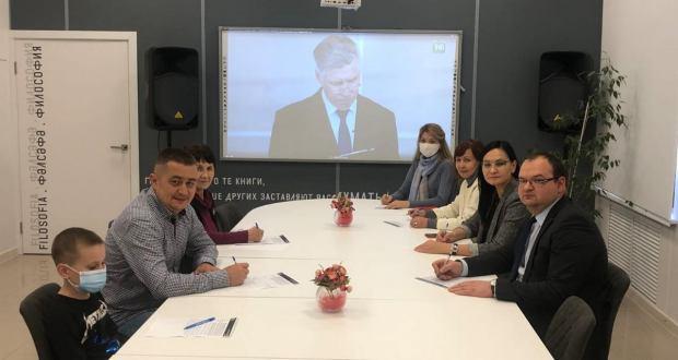 Оренбург и Оренбургская область в третий раз присоединилась в Всемирной акции «Татарча диктант»