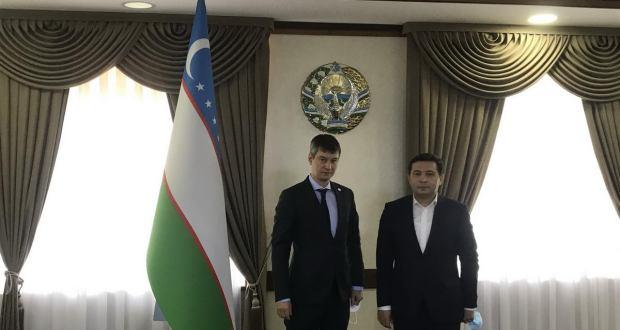 Встреча в Хокимияте Ташкентской области